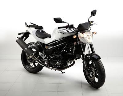 Hyosung GT650 2012