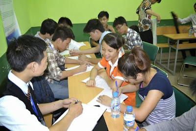 Định hướng nghề nghiệp cho các bạn trẻ