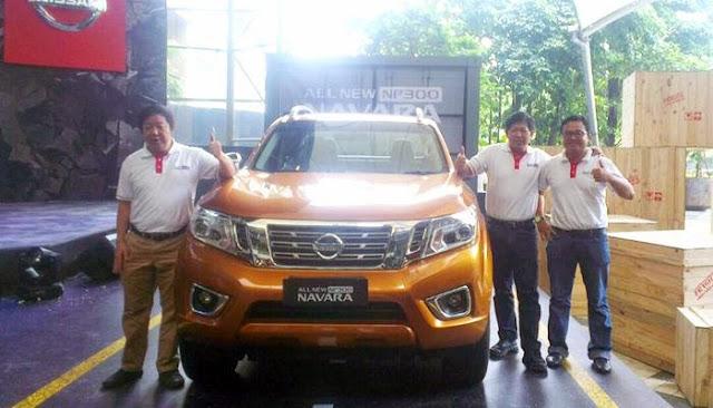 Perusahaan Nissan Akan Meluncurkan NP300 Navara Terbaru