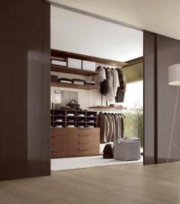 Dise os de closets o armarios para el dormitorio principal - Diseno de armarios online ...