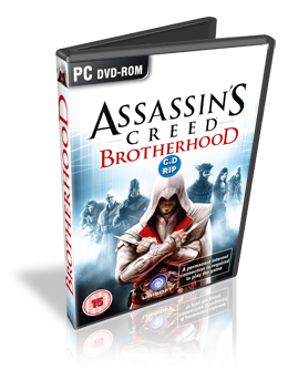 Download Assassin's Creed Brotherhood PC + Crack