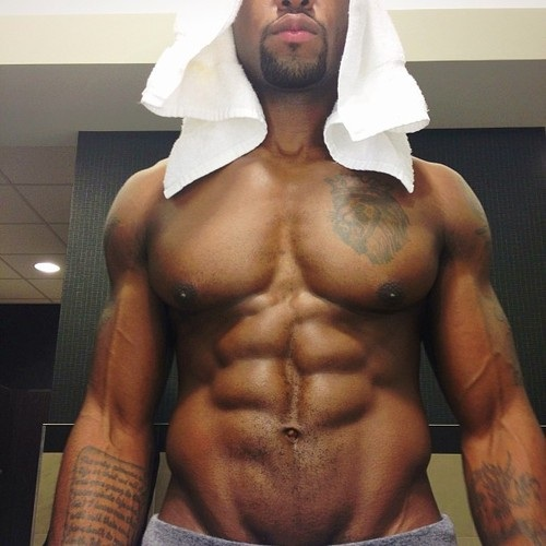 Black Man With Nice Bodies