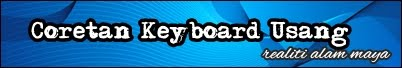 Coretan Keyboard Usang
