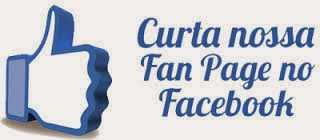Curta nossa Fan Page no Facebook
