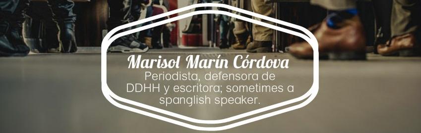 Marisol Marín Córdova