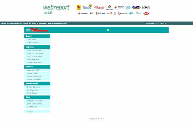 Web Report member sumafone