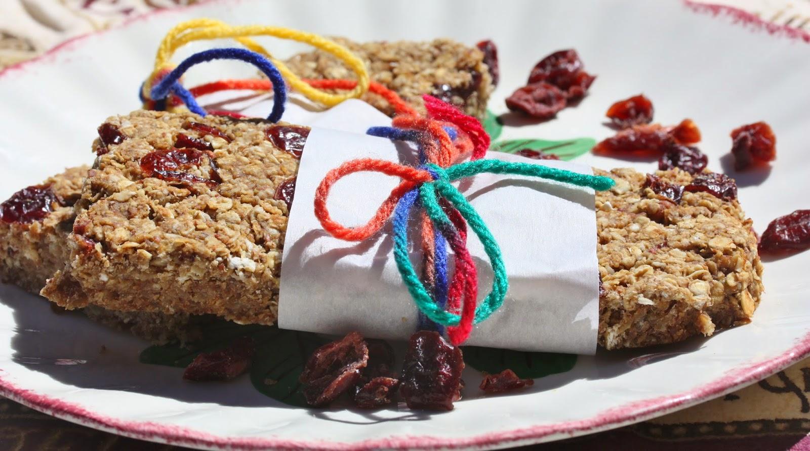 ... Granola Bars With Bananas, Cranberries & Pecans Recipes — Dishmaps