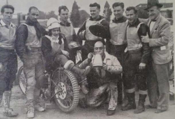 Ashfield Giants 1949