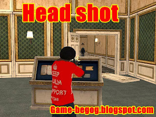 Mod Point Blank Luxville GTA SA - Game Begog