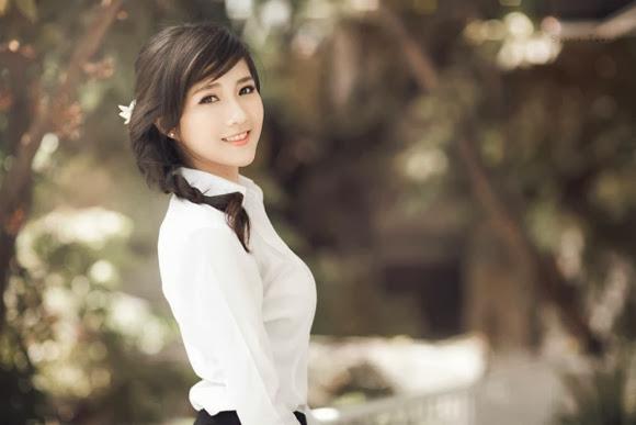 Vẻ đẹp hot girl Kiều Trinh 9x Sài Thành