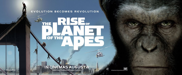 Rise of the Planet of the Apes Wallpaper 3