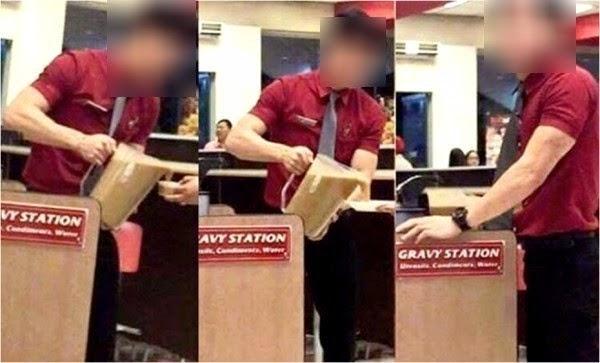 Pengurus KFC Di Filipina Ini Telah Menyakitkan Hati Ramai Wanita
