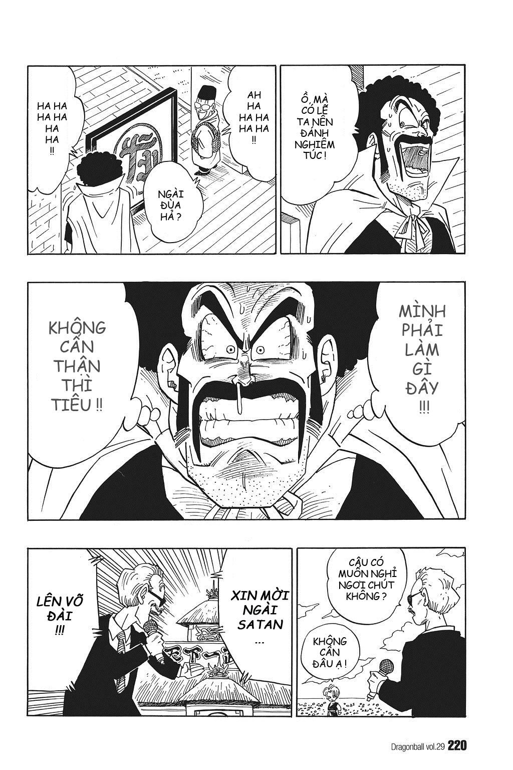 xem truyen moi - Dragon Ball Bản Vip - Bản Đẹp Nguyên Gốc Chap 436