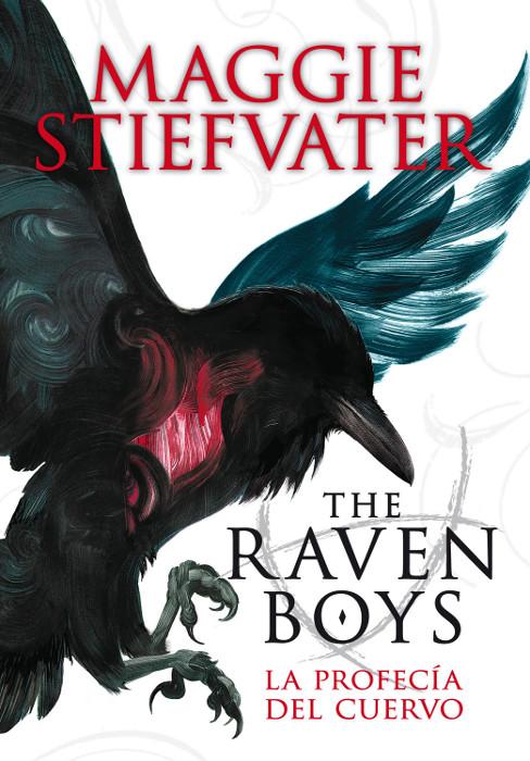 JUVENIL: The Raven Boys, La Profecía del Cuervo : Maggie Stiefvater [Ediciones SM, 26 Septiembre 2013] PORTADA
