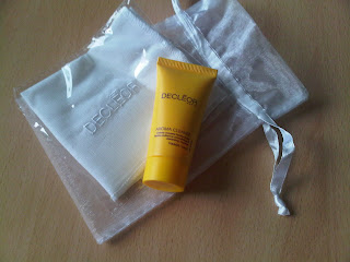 Decleor Foaming cleanser