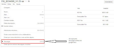 Как скачать этот файл из Google Docs