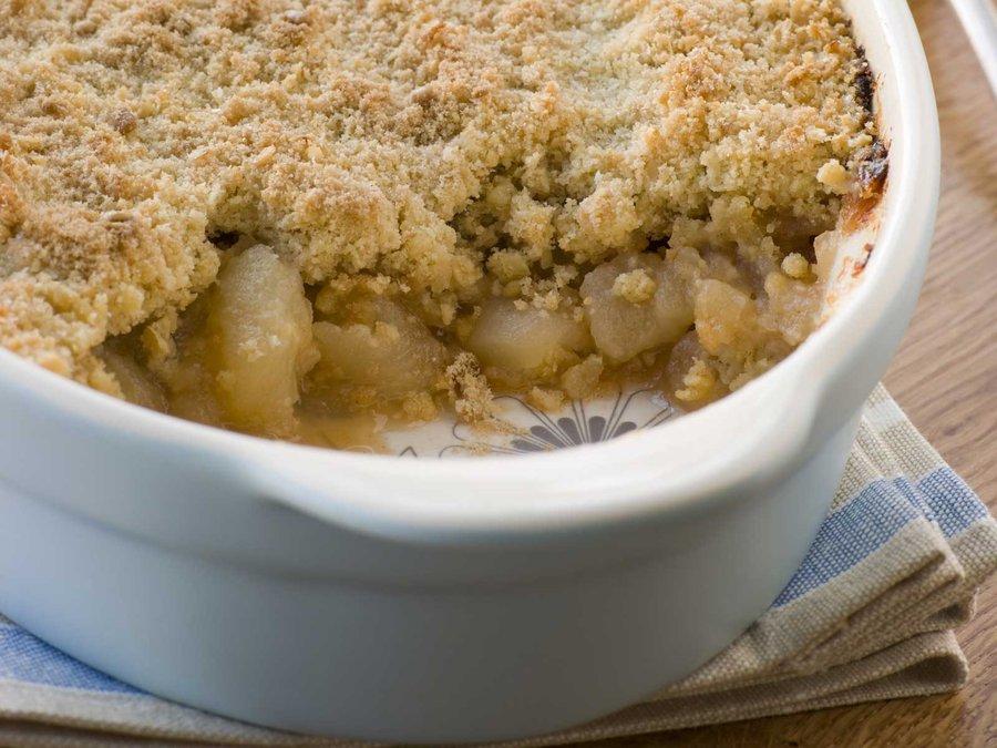 Homemade Apple Crumble Recipes — Dishmaps