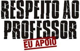 Valorização ao Educador Já!