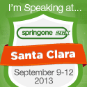 Hear my Grails talk at SpringOne 2GX