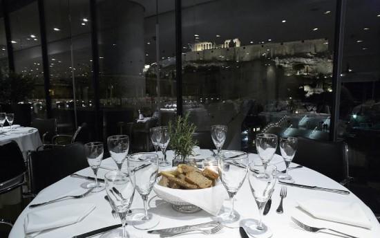 Συνεχίζονται οι βραδιές τζαζ στο εστιατόριο του Μουσείου Ακρόπολης