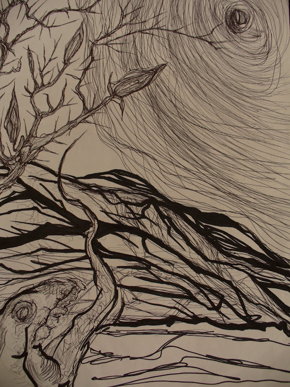 Boceto 2 /deformacion-CARK- 2010