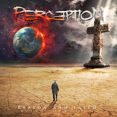 "PLAY DA SEMANA: ""Reason and Faith"" - Perc3ption (Ms Metal Records)"