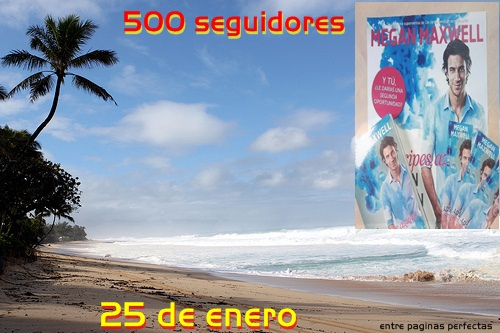 """Concursazo """"500 Seguidores"""""""