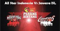 all star indonesia vs juara isl persipura 29 juni 2011 | perang bintang pemain indonesia