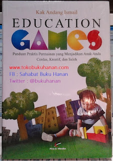 Buku : Education Games : Kak Andang Ismail