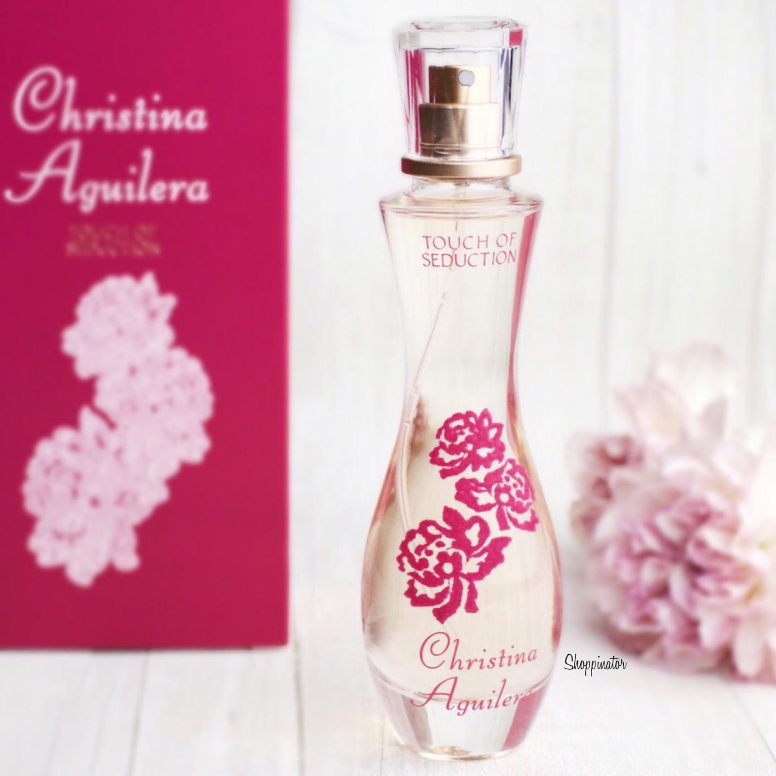 Duftvorstellung – Christina Aguilera – 'Touch of Seduction' EdP
