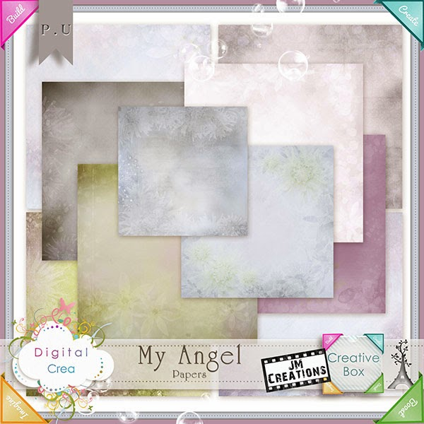New Collection My Angel + Chance to Win and Freebie!!!
