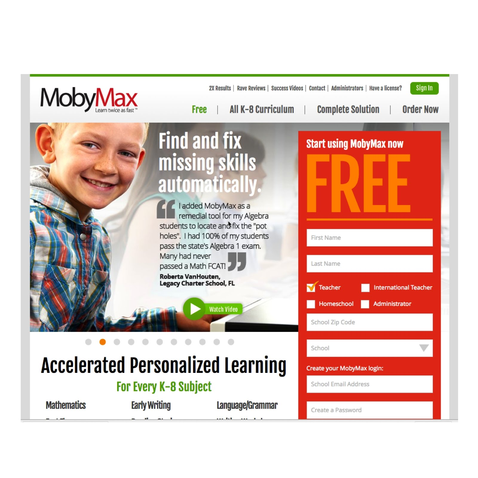 Moby max math log in - It Was Very Easy To Sign Up For When You First Sign Up It Gives You A Free Trial Of The Pro Mobymax Program Where You Can See How Your Kids Are