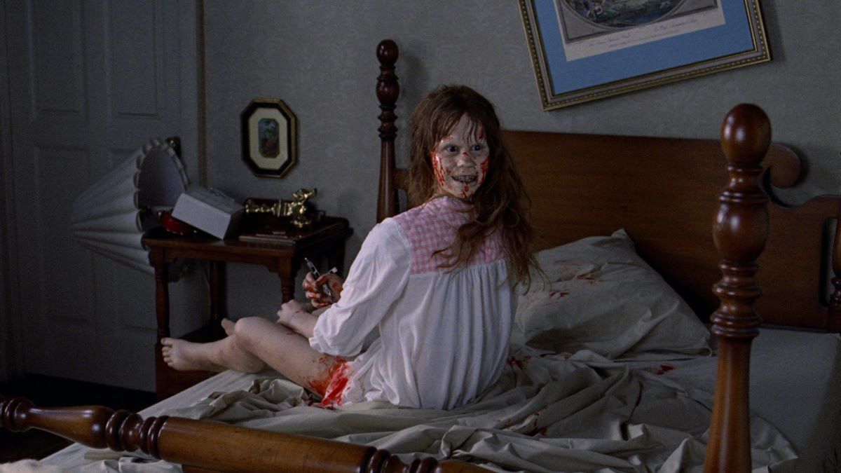 The exorcist 1973 watch horror movie online free