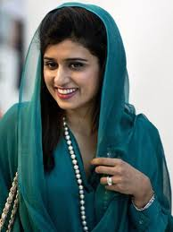 Hina Rabbani Khar boobs