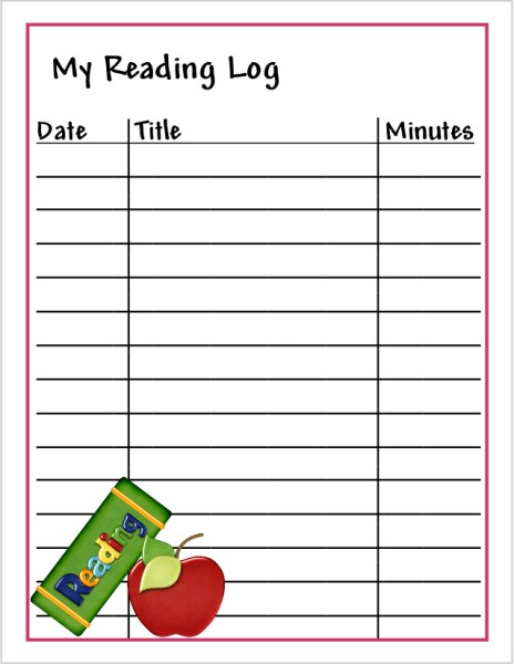 "... Results for ""Free Printable January Reading Log"" – Calendar 2015"