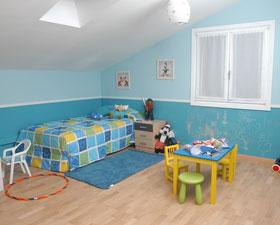 Pinturas y decoraci n 35 habitaciones para ni os - Pintura habitaciones ninos ...