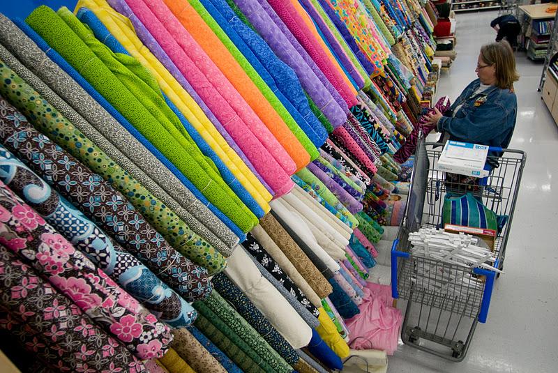 Home living abundant living for the homemaker for Fabric near me