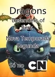 Dragons: Defenders of Berk: Nova Temporada