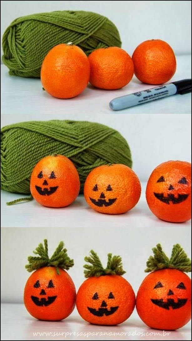laranja que vira abóbora