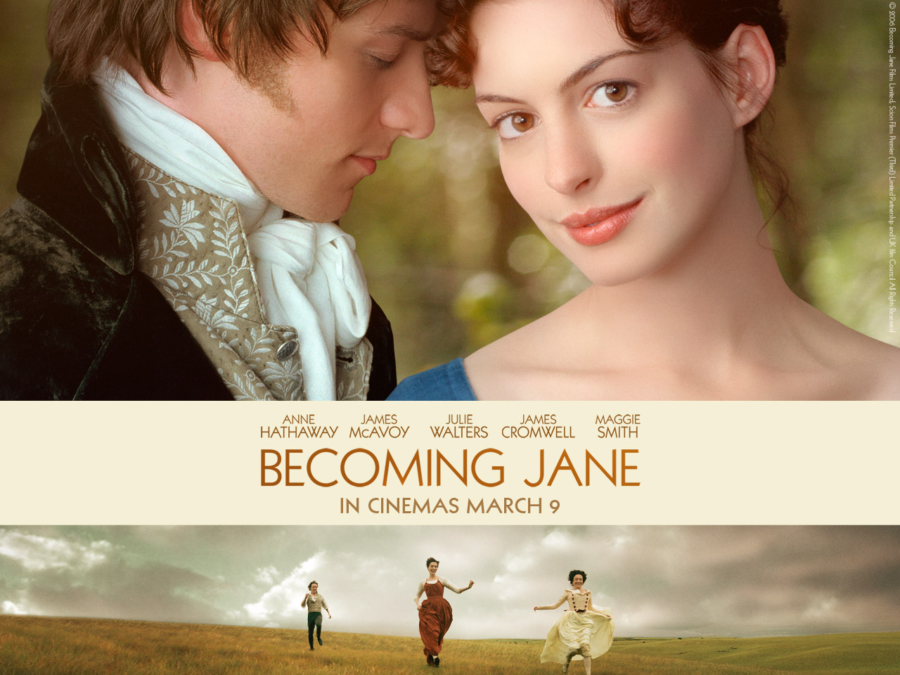 Image result for Becoming Jane filmi