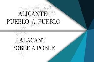ALICANTE PUEBLO A PUEBLO