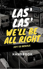 Las' Las' We'll Be All Right by Joy Isi Bewaji