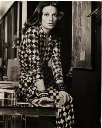 0a70b1204 Estilosas e Fashionistas  Os 40 Anos do Wrap Dress de Diane Von ...