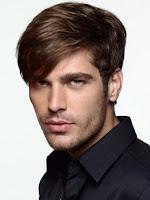 modernos peinados hombres cabello corto