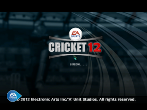 EA Cricket 2012 Patch For Ea cricket 07