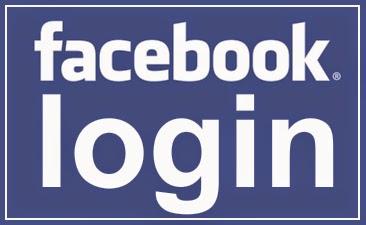 imagem facebook login