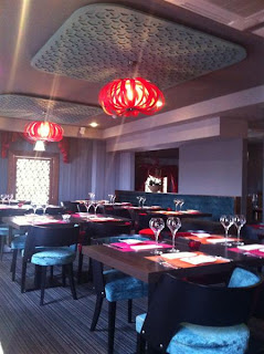 Stitch and Bear - The sleek interior of Indie Spice Sandymount