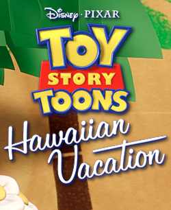 Toy Story Toon: Hawaiian Vacation - Hawaiian Vacation (2011) Poster