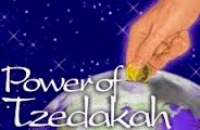Tzedakah: More than charity