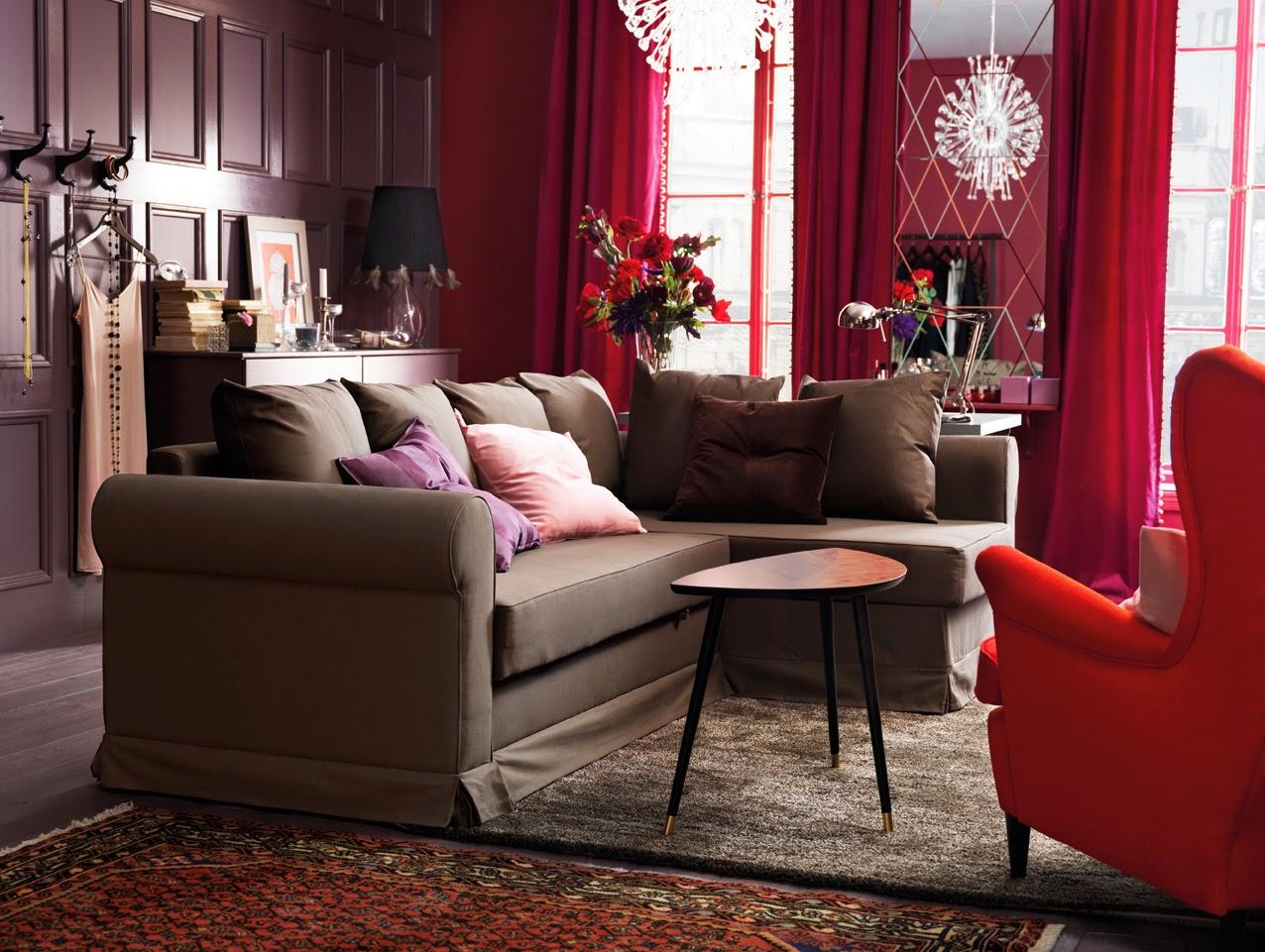 Novedades del cat logo 2015 de ikea dormitorios y salones Ikea catalogo sofas cama